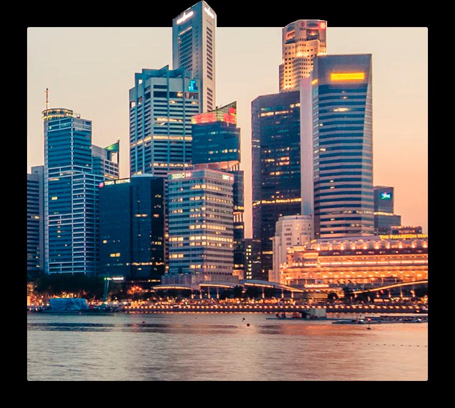 Global Singapore — визовый центр